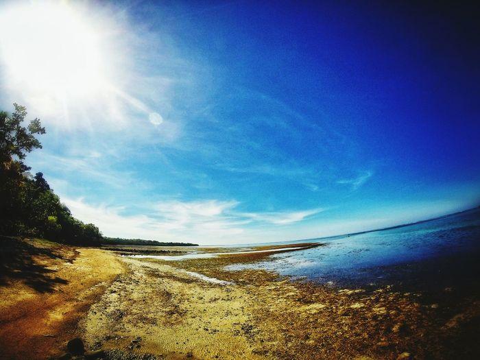 ... Summer Sun Sea Sand Eyeem Philippines Travel Beach Gopro Snapseed Kokopaps on the way toMagalawa Island Open Edit