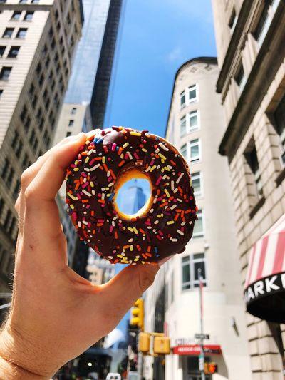 Doughnut City