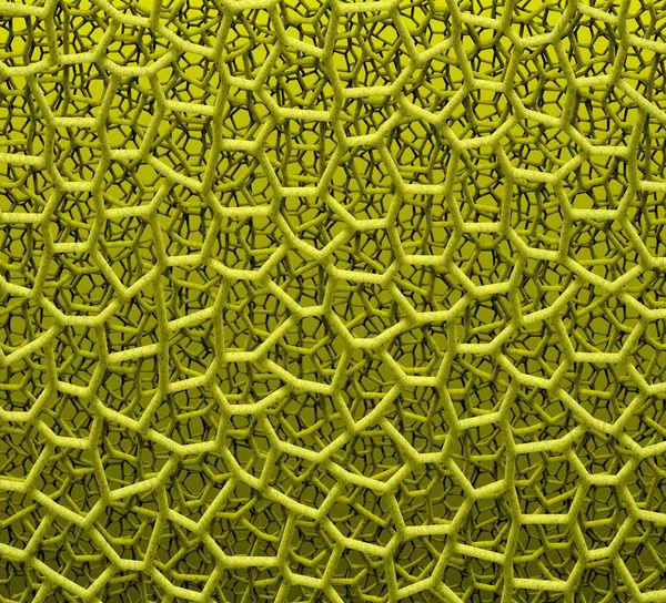 Irregular hexagonal multilayer net pattern Bio LINE Lattice Ornament Perspective Abstract Background Connection Depth Forest Geometric Hexagonal Illustration Irregular Multilayer Net Network Pattern Skin Wallpaper