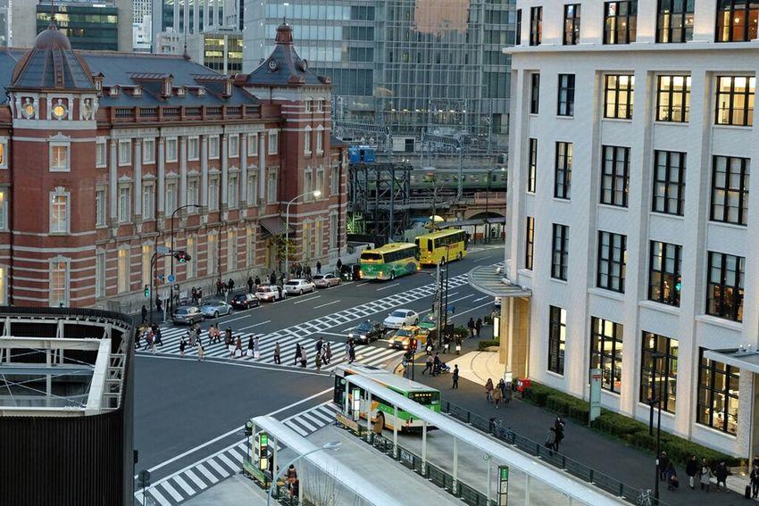 丸の内はやっぱり素敵だ Fujifilm Fujifilm_xseries XC16 Fujixa1 XC1650 FUJIFILMXA1 丸の内 Tokyo Marunouchi Hanging Out