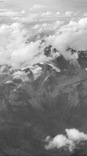 Mont Blanc Chamonix-Mont-Blanc Mont Blanc View