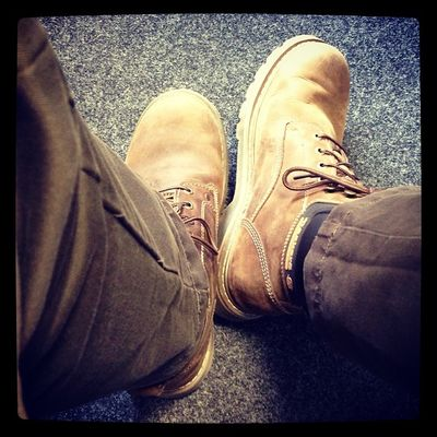 Sehr schön! Ich hab noch Stiefel am Fuß... :) Annegret #schuhezeigen Schuhezeigen