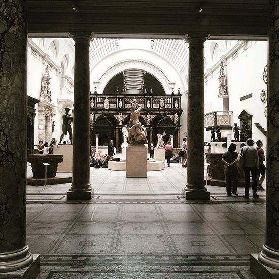 Vanda victoria and albert museum