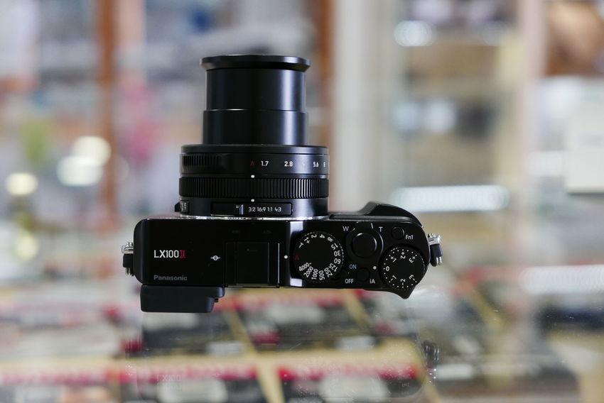 Camera LX 100 Mk. II LX100 Mark II New Panasonic  Panasonic Lumix Camera Camera - Photographic Equipment Close-up Compact Digital Camera Focus On Foreground Indoors  Lumix Lumix Lx100 No People Photography Themes Technology EyeEmNewHere