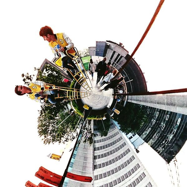 Tiny Planet Utrecht Centraal My Commute (c) 2016 Shangita Bose All Rights Reserved Netherlands Train Station On The Way Lovely Day