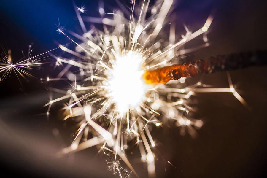 Candle Celebration Christmas Contrast Event EyeEm Best Shots Festive Festivity Fire First Eyeem Photo Glow Glowing Happy Light Night Occasion Party Spark Sparkler Sparks Special Wunderkerze