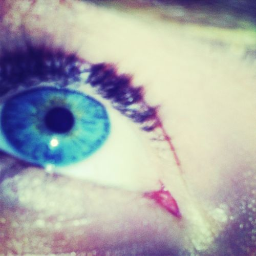 Photo of my eye
