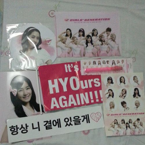 Added to my collection of SNSD ♥ GGTourINA2013