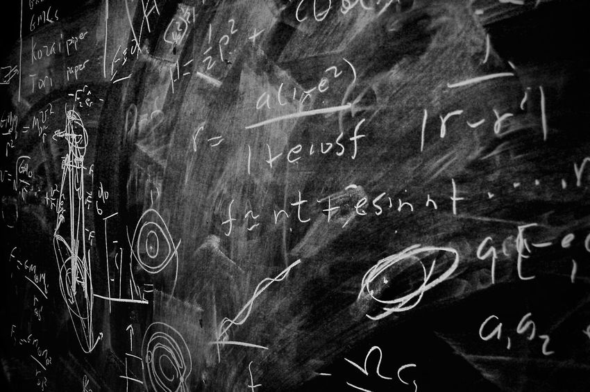 Be. Ready. EyeEmNewHere Physics Problemsolved Blackboard  Classroom Close-up Day Education Equations Formula Indoors  No People Problem Text Be. Ready.