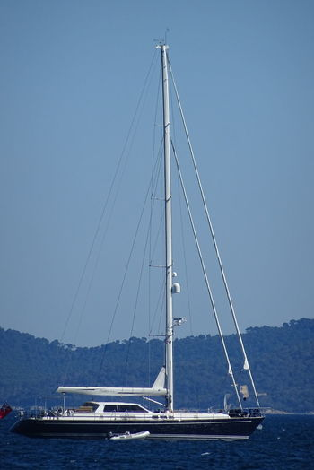 Blue Sea Water Clear Sky Plaisance Voiles Et Voiliers Bateau ❤️ Sky Mer