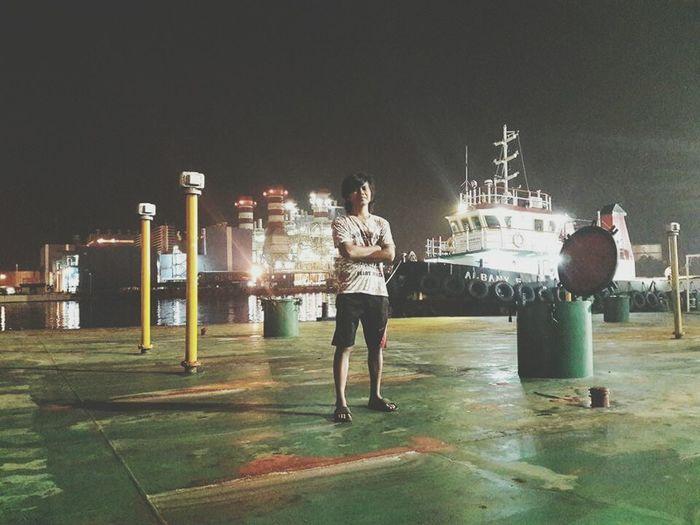Seamanship Full Length Standing