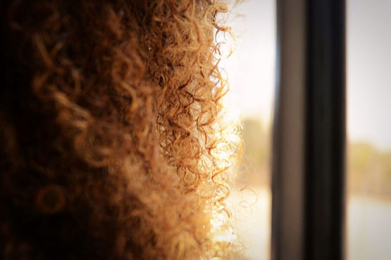 • Curly hair • Hair Style Hair Brown Spring Vibes Girl Photography Malta