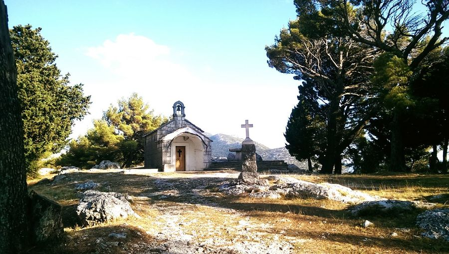 Memorial Place Croatia Peaceful And Quiet Architecture
