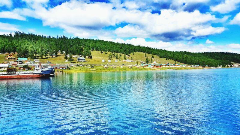Mongolia Khuvsgul Khuvsgul Lake Huvsgul_Hatgal_Beautiful_nature