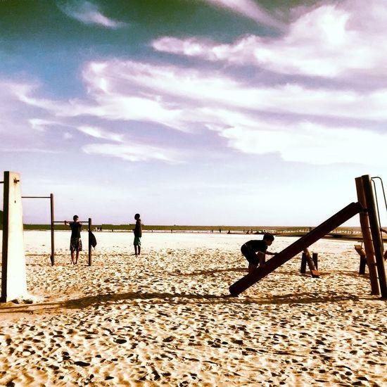 Taking Photos Beachphotography Beachtime♥♥ Children
