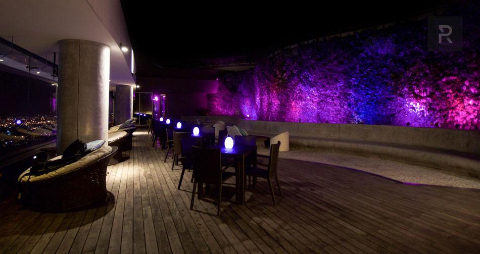 Portfolio Work Interiorshots Fine Dine! Lounging Around Super High Rooftop Nightlife
