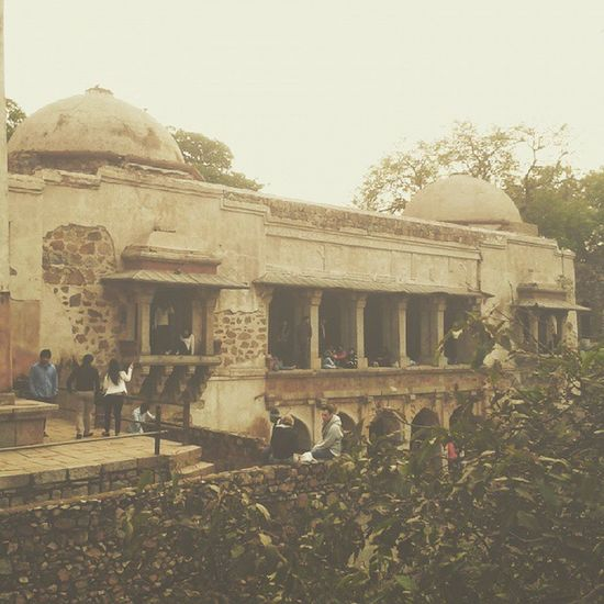 Hauzkhas Hauzkhasvillage Travelwithpadhaaro