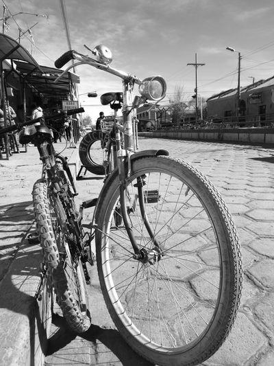 Alucinante la bici, seguimos trabajando Artemisa Estamosentodas