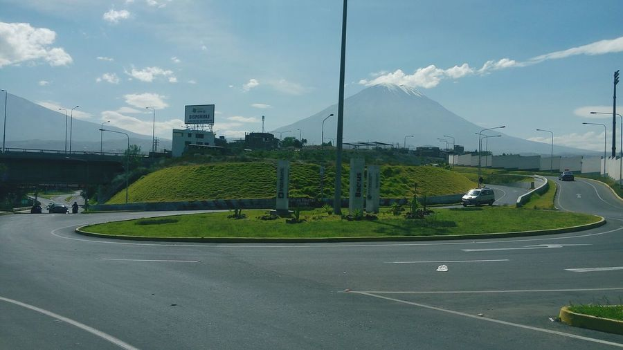 Arqp-Perú Sky City Cityscape Outdoors First Eyeem Photo