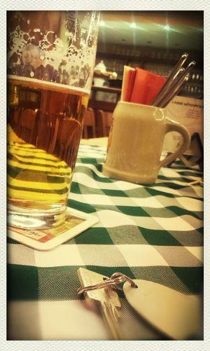 Bier Wirtshaus Feierabend