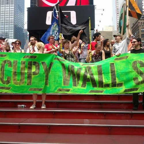 Occupywallst OWSDS Timessq