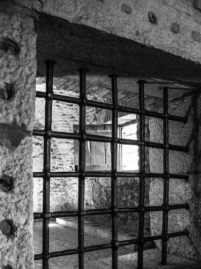 Montefusco Prigione Avellino Grate Carcere Borbonico Architecture Built Structure No People Building Day Window Building Exterior