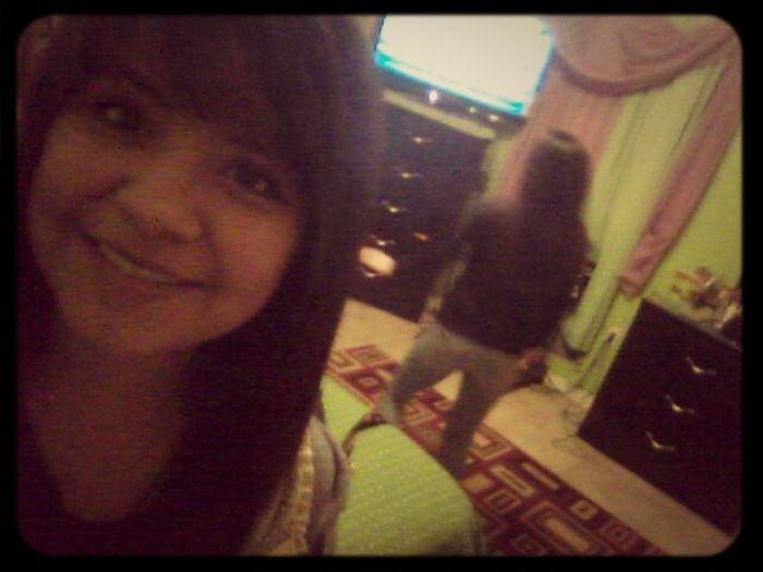 With Alex :)