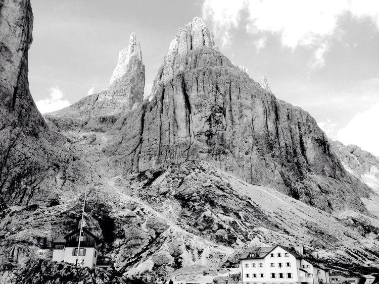 Italia Mazzin Mountain Summer Nature Trentino Alto Adige ||004||