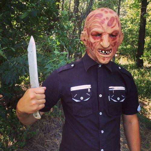 Freddy Krueger Horror Photography Makin Moves