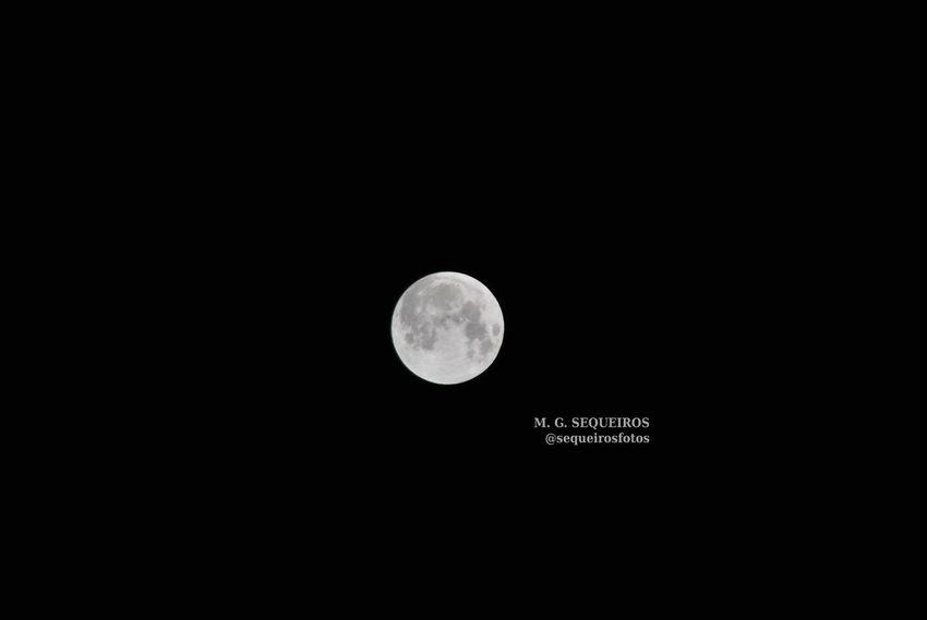 Eclipse lunar Coruña Luna Eclipse Lunar