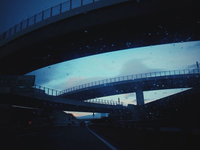 Structure 005 Highway Drive Photography Cool VSCO EyeEm Gallery