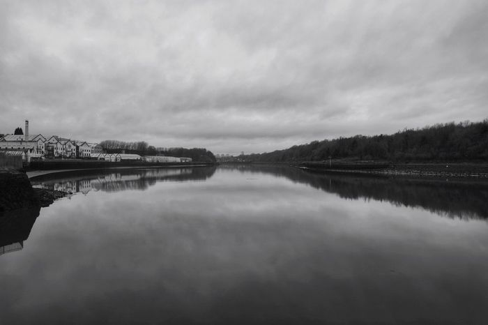 Rivertyne Water Sky Reflection Nature Built Structure No People Outdoors River Architecture Tranquil Scene Beauty In Nature Building Exterior Day Blackandwhite Photography Blackandwhite Check This Out TheWeekOnEyeEM Nikonphotography Nikon Northeast England