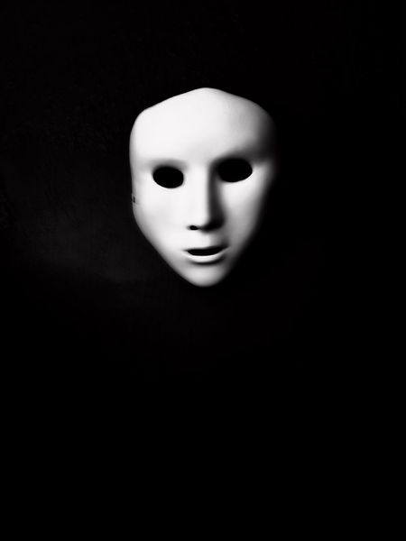 Another mask photo. Spirit Ghost Human Face Bizarre Close-up Mask White Mask Face Mask Human Face Unreal Presence Face Of Death Seventh Seal Samsung Galaxy S7 Blackandwhite Human Eyes