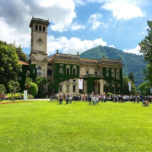 Como Lake Como Villa D'este Cernobbio Italy Concorso D'Eleganza Villa D'Este Cars Vintage Cars Bmw