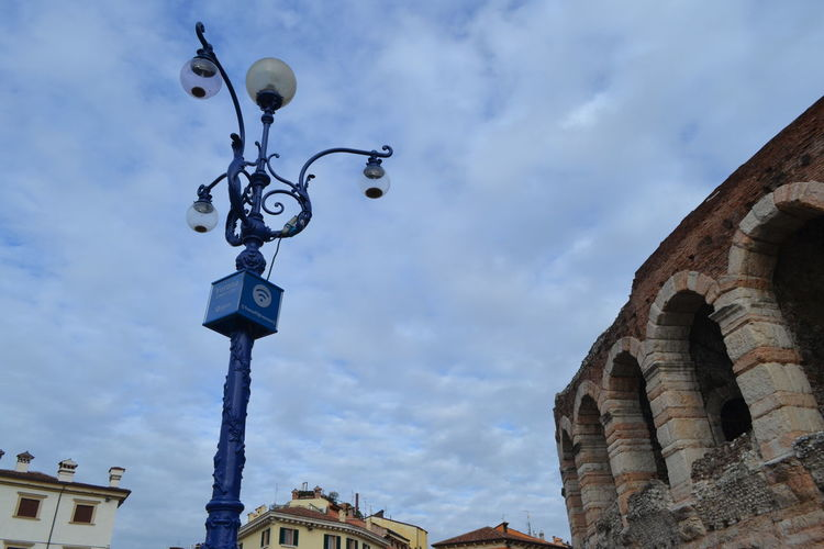 Travel Photography Verona Architecture Arenadiverona Building Exterior Built Structure Cloud - Sky Day Daylight Landmark Landscape Low Angle View No People Outdoors Outside Point Of View Sky Travel Destination Travel Destinations Veneto Verona Arena