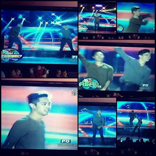 @brianpuspos and @ian_eastwood on @asapofficial ASAPHotSummer