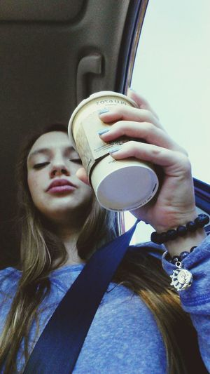 Coffee and Honu Beads make for a great morning Coffee Selfie Beads Fashion Blogger