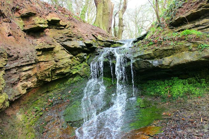 Canon EOS 600D DSLR Check This Out Spingtime Colours Walking Around Wirral Waterfall_collection