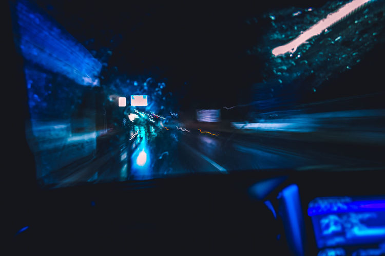 Technology Tech Rain Drive Driving Night Night Lights Neon Dark Lights The Glitch Abstract POV Algorithm Analytics Speed Revolution Through The Window Light And Shadow Blue Raindrops Reflection Rainy Days Humanity Meets Technology My Best Photo Illuminated Road Road Trip Transportation Car Mode Of Transportation Vehicle Interior Motor Vehicle Car Interior Land Vehicle Windshield Transparent Glass - Material Motion Indoors  Dashboard Travel City Control Panel Street Car Point Of View Blurred Motion Blur