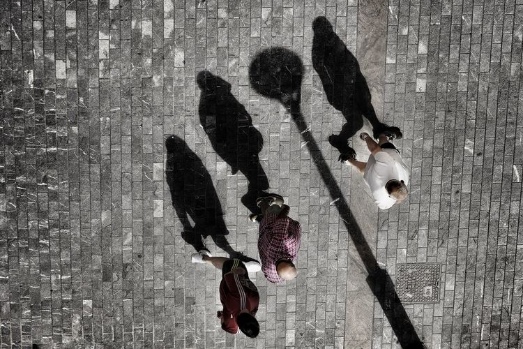Shadow Men High
