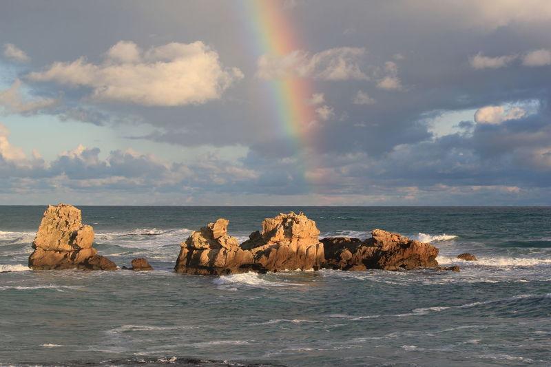 Southend South Australia Rocky Coastline Seascape Rugged Beauty