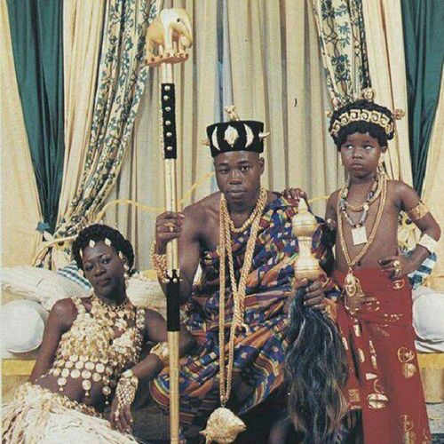 Royal African Family AllGoldEverything bhm africa