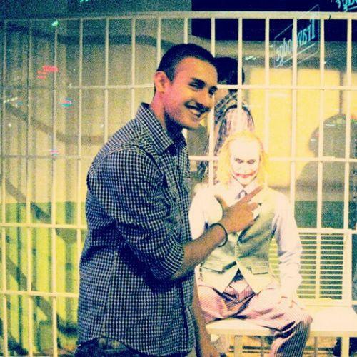 Joker Batman Niagrafalls Niagra smile funnyface fun TDot toronto desi indian punjabi sikh jatt love humor nightlife pose poser