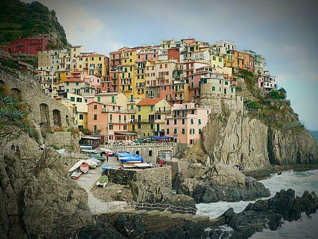 J'adore ma région ❤ Cinque Terre Liguria Italia Italy❤️ Entre Ciel Et Terre Betweenskyandsea Architecture Landscape Landscape_Collection Landscape_lovers Landscape_captures