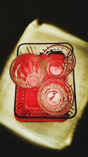 Dirty Dishes Do It Clean Glass Ware In The Kitchen Domesticity Back To Basics