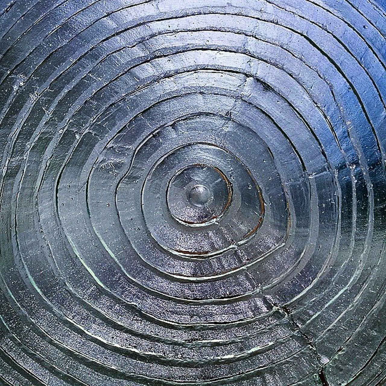 circle, concentric, full frame, pattern, backgrounds, weathered, textured, close-up, no people, day, outdoors, tree ring
