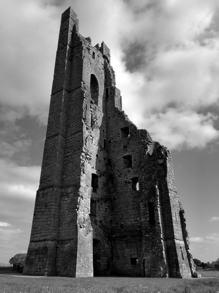 Architecture Building Exterior Built Structure Cloud - Sky Day Historical Building History Ireland Irish Low Angle View No People Old Ruin Outdoors Place Of Worship Religion Sky Spirituality Travel Travel Destinations