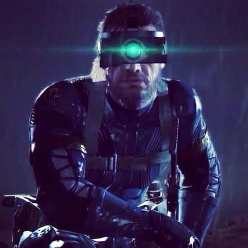 Solid Snake ... Gaming Xbox 360 Metal Gear Solid