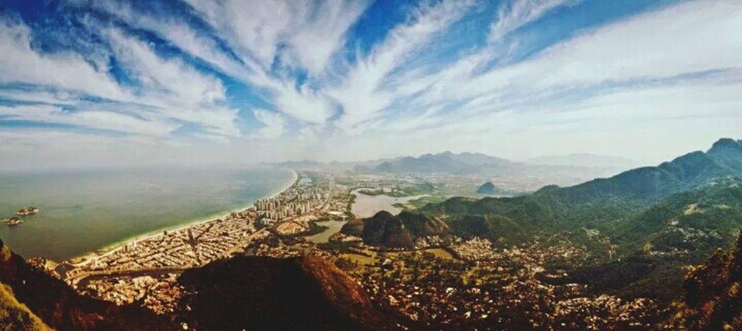 Barra Da Tijuca, Rio De Janeiro Cityscapes Aventure World