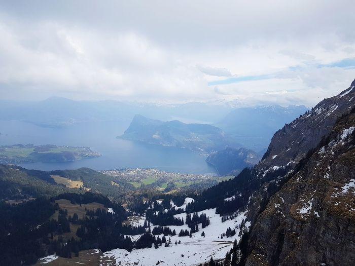 climbing Mt